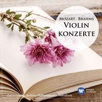 Zimmermann, Frank Peter: Brahms & Mozart: violinkonzert