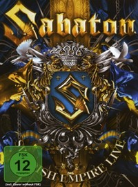 Sabaton: Swedish empire live