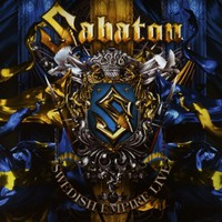 Sabaton : Swedish empire live