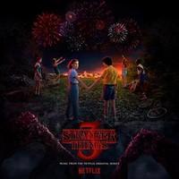 Soundtrack / Stranger Things (TV-series) : Stranger Things - Soundtrack From the Netflix Original Series, Season 3