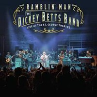 Betts, Dickey : Ramblin' Man Live at the St. George Theatre