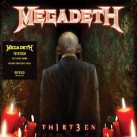 Megadeth: Thirt3en