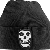Misfits: Skull patch (sew on patch)