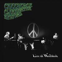 Creedence Clearwater Revival: Live From Woodstock