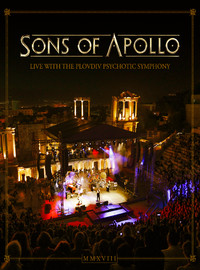 Sons Of Apollo: Live With The Plovdiv Psychotic Symphony
