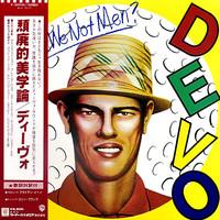 Devo : Q: Are We Not Men? A: We Are Devo!
