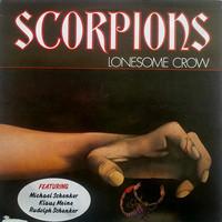 Scorpions : Lonesome Crow