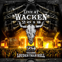 V/A: Live At Wacken 2018: 29 Years Louder Than Hell