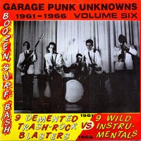 V/A: Garage Punk Unknowns Volume Six (Booze 'N' Surf Bash)