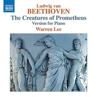 Lee, Warren: The creatures of prometheus (version for piano)