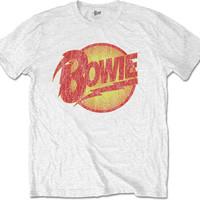 Bowie, David: Vintage Diamond Dogs Logo