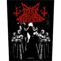 Dark Funeral: Shadow monks (backpatch)