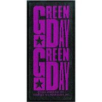 Green Day: Purple logo