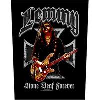 Lemmy: Stone deaf (backpatch)