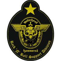 Motörhead: Support division cut out