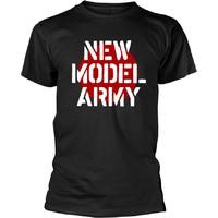 New Model Army: Logo (black)