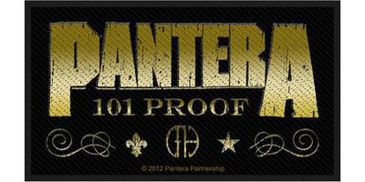 Pantera: Whiskey label (packaged)