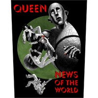 Queen: News of the world (backpatch)