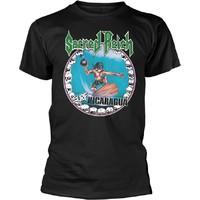 Sacred Reich: Surf nicaragua