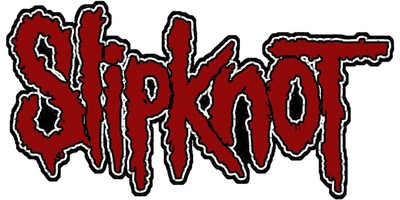 Slipknot: Logo cut-out (packaged)