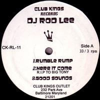 Lee, Rod: Real DJ's Buy Two