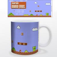 Nintendo: Super Mario Retro Title