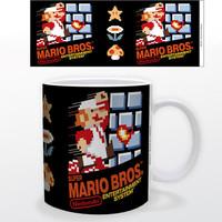 Nintendo: Super Mario NES Cover