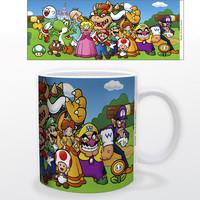 Nintendo: Super Mario Characters