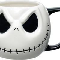 Movie: Nightmare Before Christmas: Jack Head Ceramic Mug