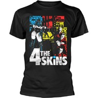 4 Skins: The good the bad & the 4 skins (black)