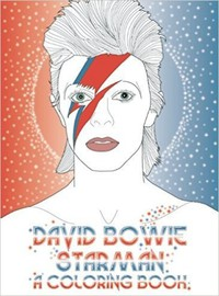 Bowie, David: Color the Starman