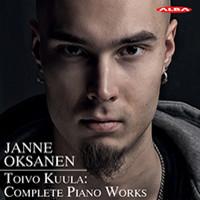 Oksanen, Janne: Kuula: The Piano Works