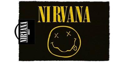 Nirvana: Smiley (Doormat)