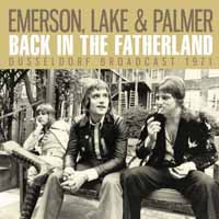 Emerson, Lake & Palmer: Back in the fatherland (live broadcast 1971)