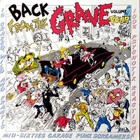 V/A: Back From The Grave Volume Four