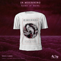 In Mourning: Garden of Storms White