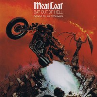 Meat Loaf: Bat Out Of Hell (24k gold disc)