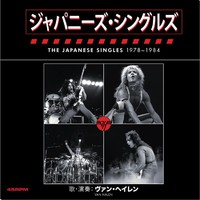 Van Halen: The Japanese singles 1978 – 1984