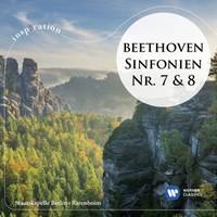 Beethoven, Ludwig van: Beethoven: sinfonien nr. 7 & 8