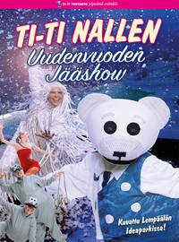 Ti-Ti Nalle: Uudenvuoden jääshow