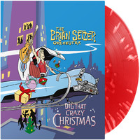 Brian Setzer Orchestra: Dig That Crazy Christmas