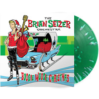 Brian Setzer Orchestra: Boogie Woogie Christmas