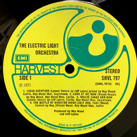 Electric Light Orchestra: Electric Light Orchestra