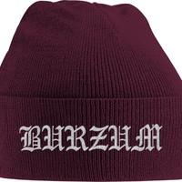 Burzum: Logo (embroidered)