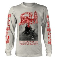 Death: The sound of perseverance (white)
