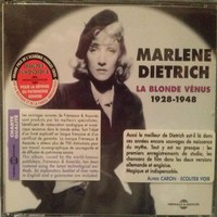 Dietrich, Marlene: La Blonde Vénus (1928-1948)