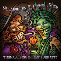 New Riders Of The Purple Sage: Thanksgiving in new york city (live)