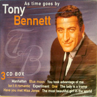 Bennett, Tony: As Time Goes By (Box Missing, 3-CD)