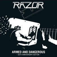 Razor: Armed and Dangerous - 35th Anniversary Edition