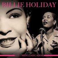 Holiday, Billie: Twelve classic albums